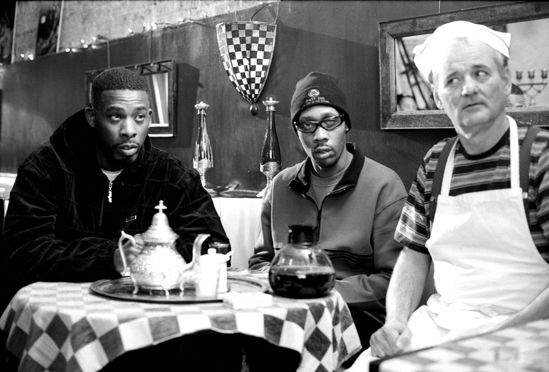 gza rza bill murray fearless raw organic chocolate