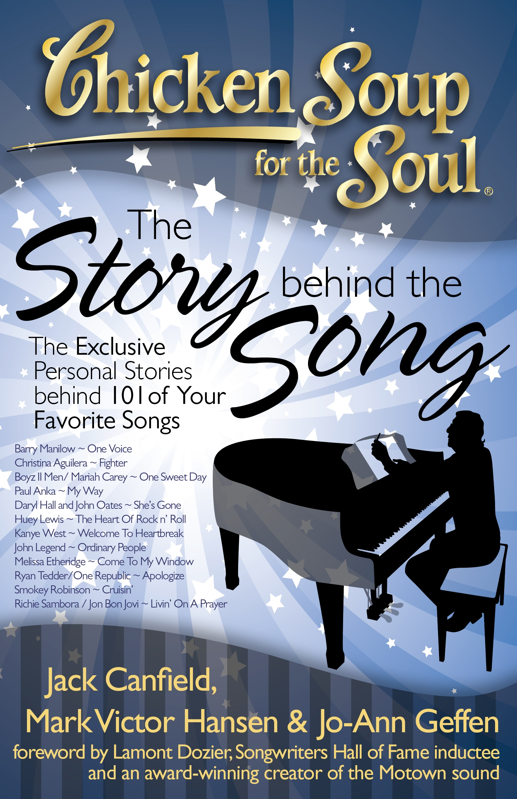 How to write a chicken soup for the soul story