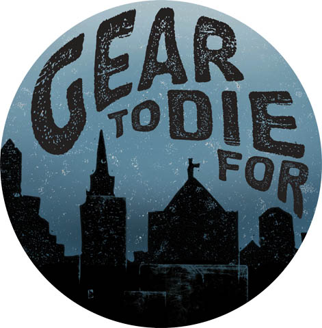 Gear to Die for Logo
