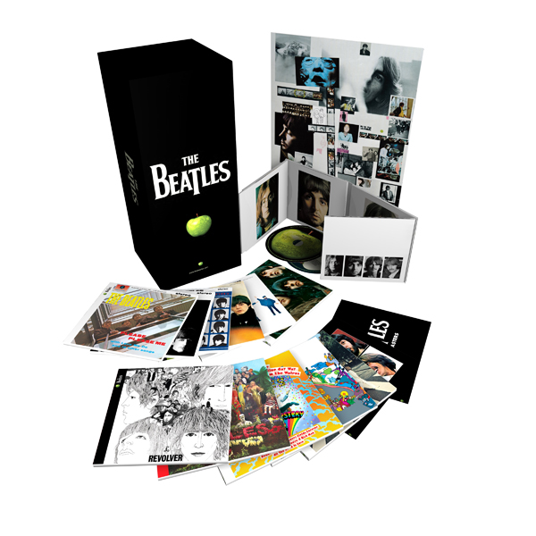 The Beatles - Stereo Box
