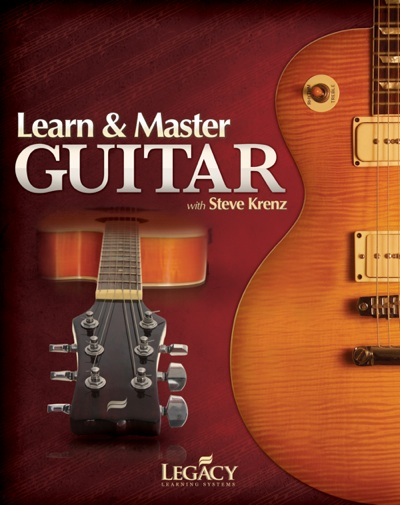 Learn and master guitar software