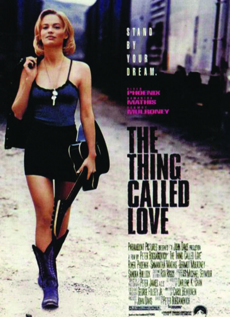 affiche-Nashville-Blues-The-Thing-Called-Love-1993-1