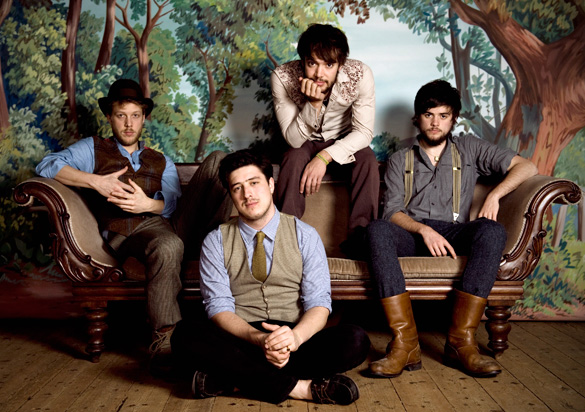 mumford and sons press photo