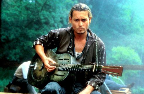 johnny johnny depp guitar