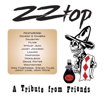 ZZ Top - A Tribute From Friends [Various Artists 2011]