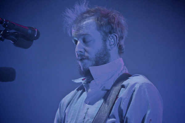 bon iver kick out the jams at uic pavillion american songwriter. Black Bedroom Furniture Sets. Home Design Ideas