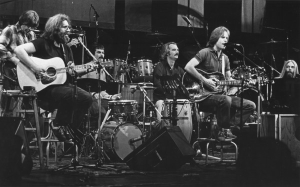 watch the grateful dead perform quotripplequot from all the