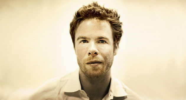 Drinks With: Josh Ritter