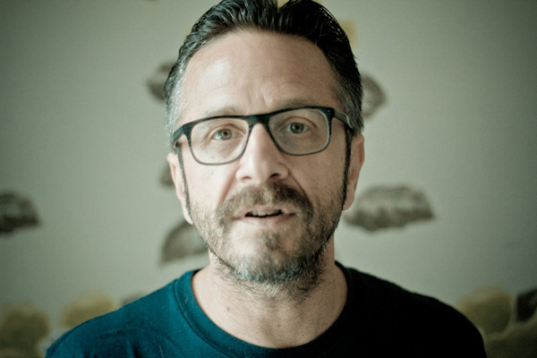 drinks with: Marc Maron