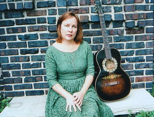 amerikaanse singer songwriter