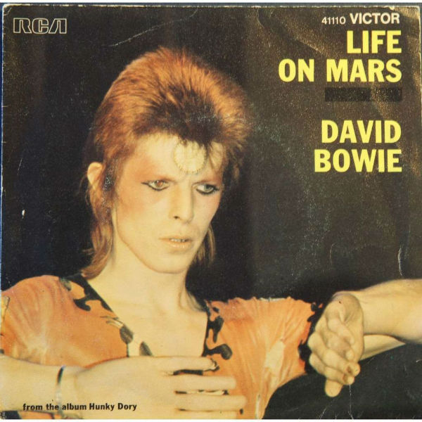 "David Bowie, ""Life On Mars?"" « American Songwriter"