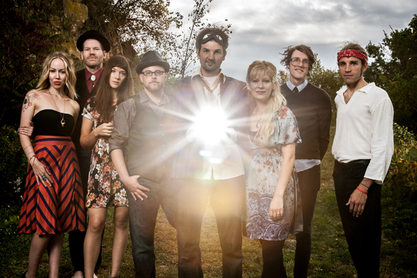 1. Cloud Cult Group Portrait