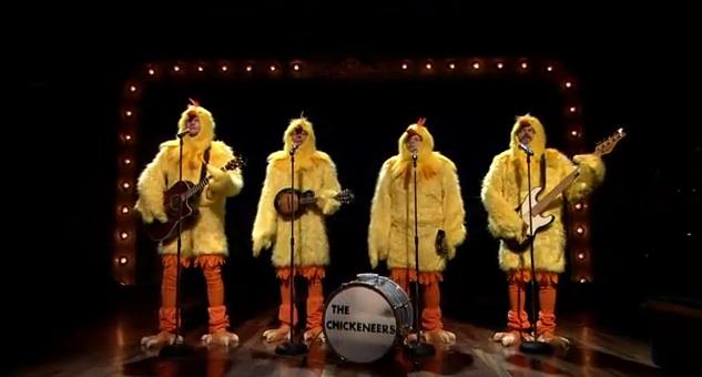 lumineers fallon chickeneers shelton