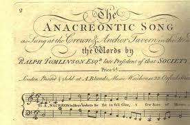 anacreontic