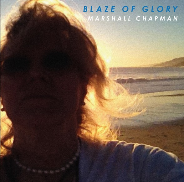 blaze of glory marshall chapman
