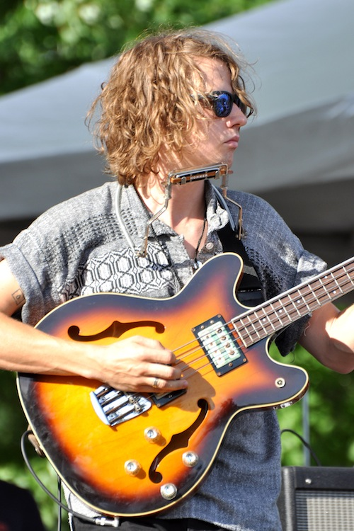Kevin Morby of Woods