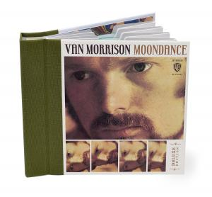 Van Morrison Moondance Deluxe product shot