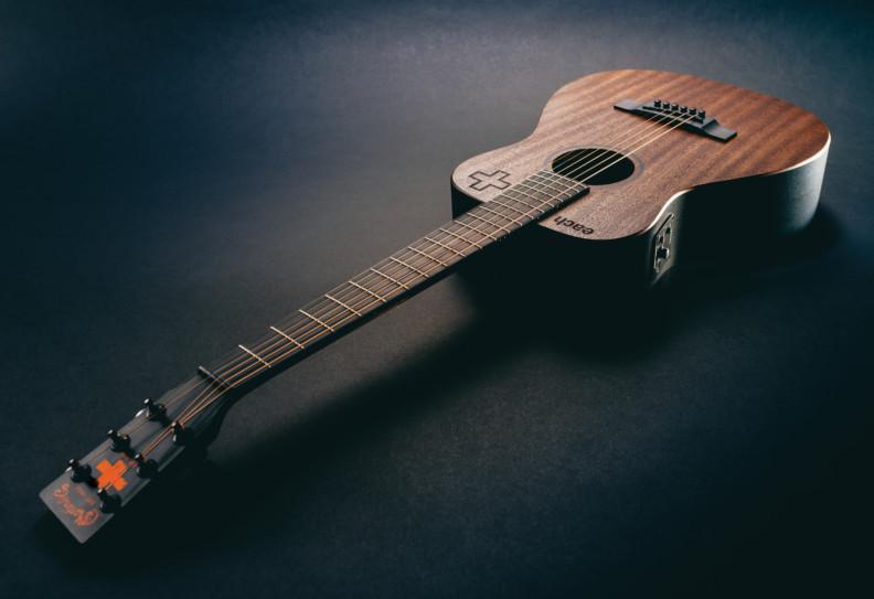 Ed Sheeran's guitar to raise cash for Each