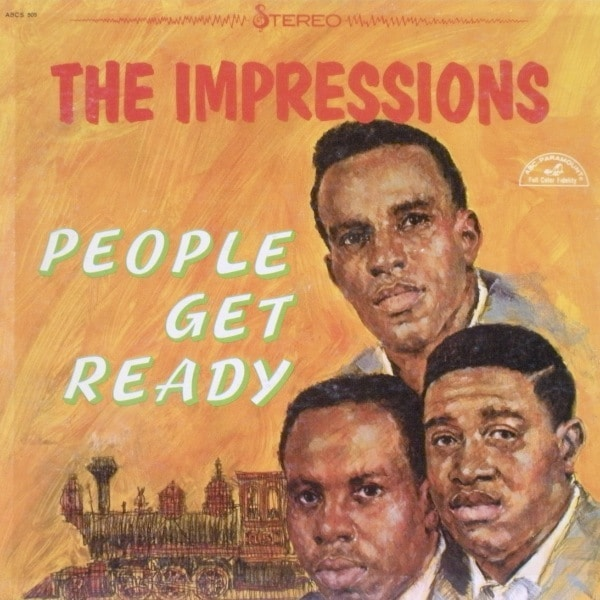 the impressions curtis mayfield