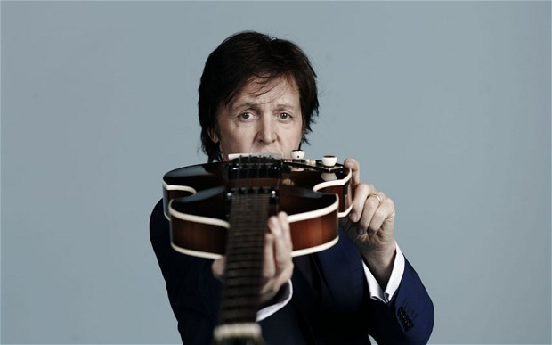 paul mccartney 2013