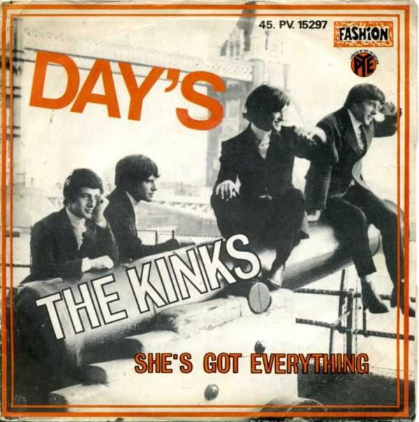 "The Kinks, ""Days"""
