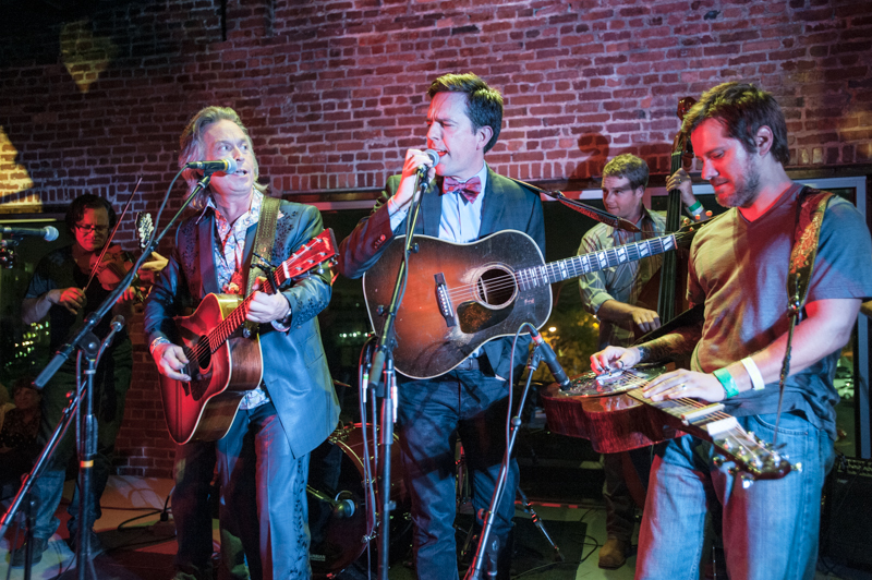 Jim Lauderdale with The Infamous Stringdusters and Ed Helms
