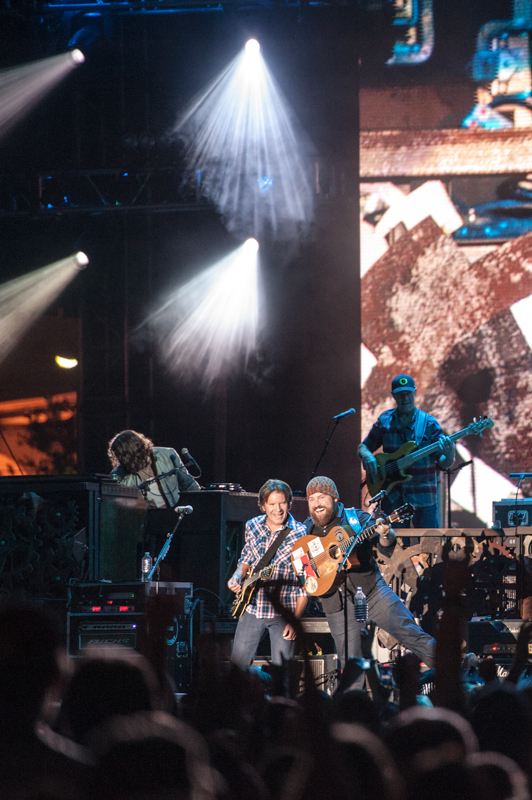 John Fogerty With Zac Brown Band