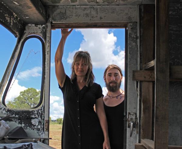 Jenn & Basho by Sheryl Lock