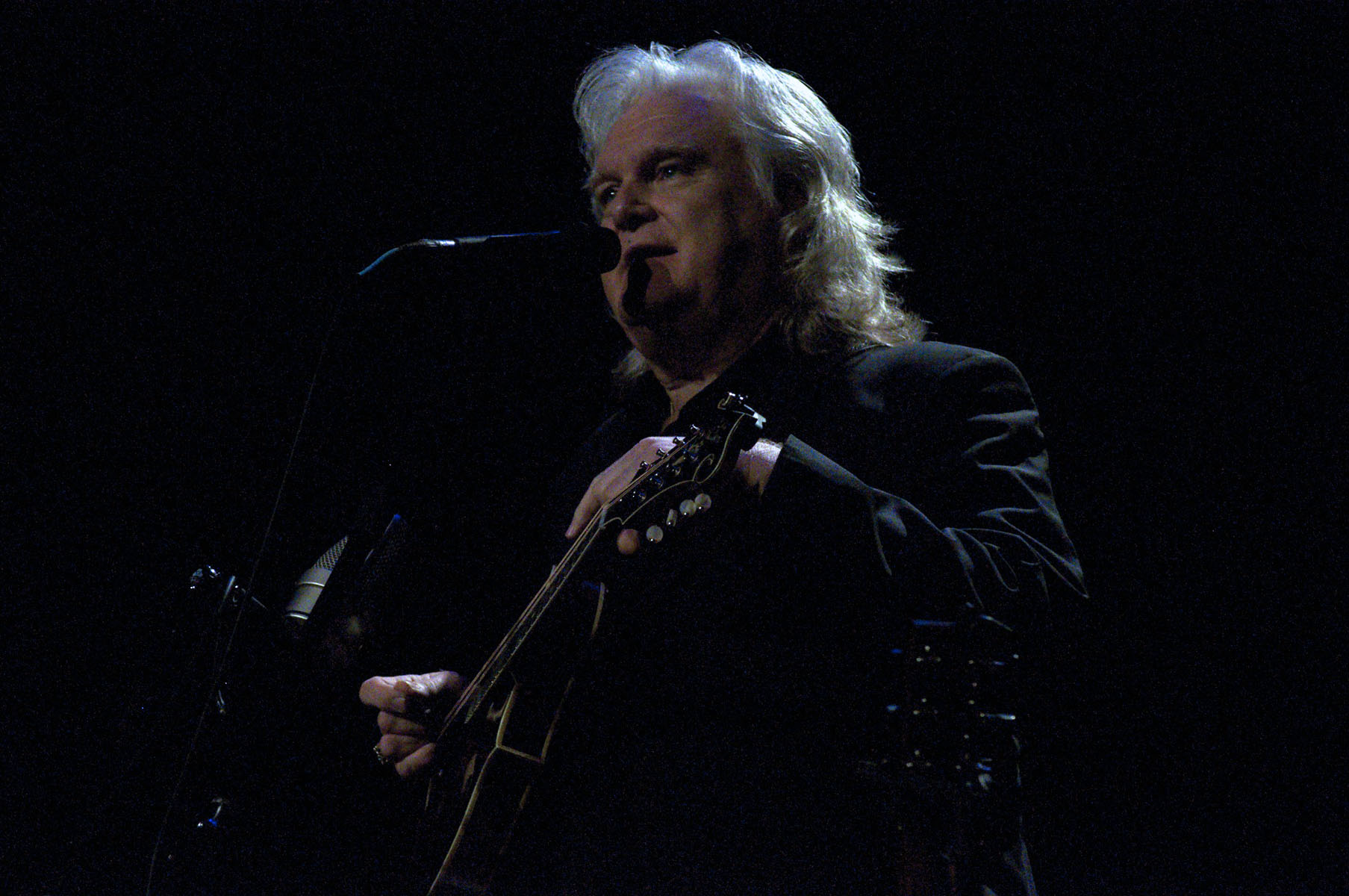 Ricky Skaggs and Bruce Hornsby At The Ryman Auditorium « American Songwriter