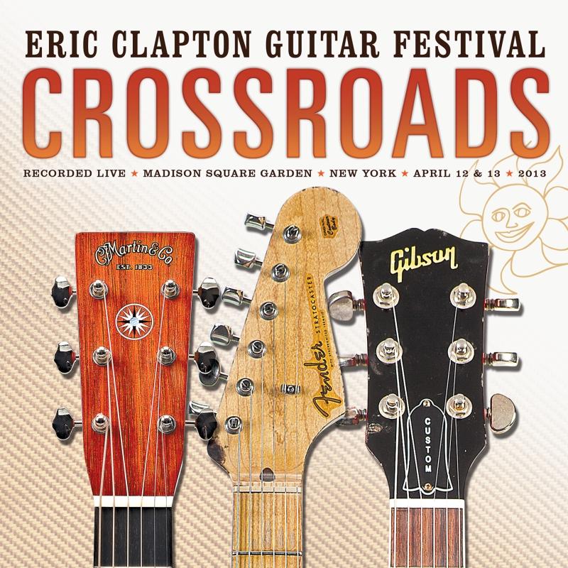 Various Artists Crossroads Guitar Festival 2013 American Songwriter