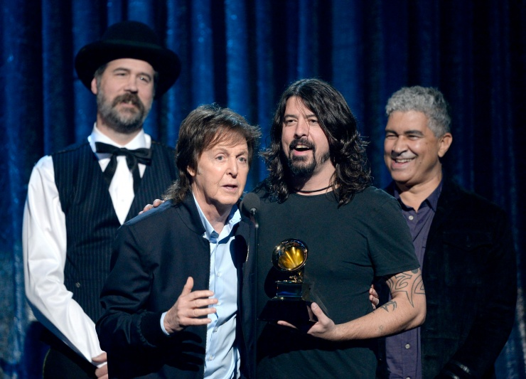mccartney grammys 2014