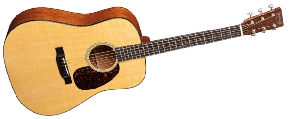 review martin d 18 acoustic guitar american songwriter. Black Bedroom Furniture Sets. Home Design Ideas