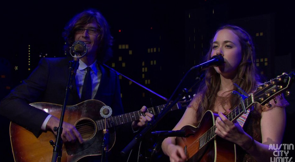 sarah jarosz milk carton kids austin city limits