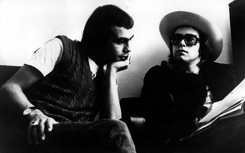 (Elton John and Bernie Taupin)