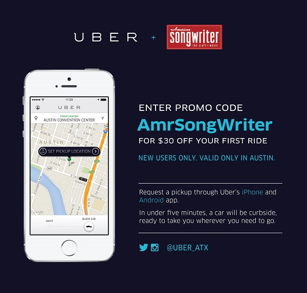 Uber Offers Free Rides To Billy Reid + Weather Up Austin ...