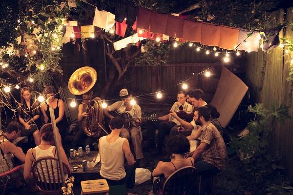 new orleans songwriter scene