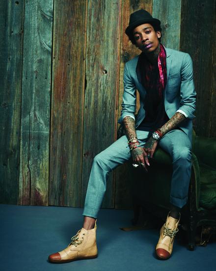 Bonnaroo 2014 Wiz Khalifa