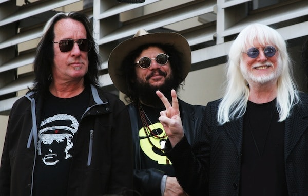 13 Todd Don Was and Edgar Winter