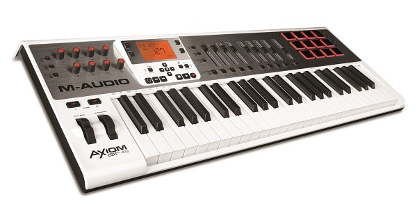 Midi Controller Review : review m audio 39 s axiom air 49 key midi keyboard controller american songwriter ~ Hamham.info Haus und Dekorationen