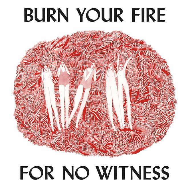 Angel Olsen Burn Your Fire for No Witness