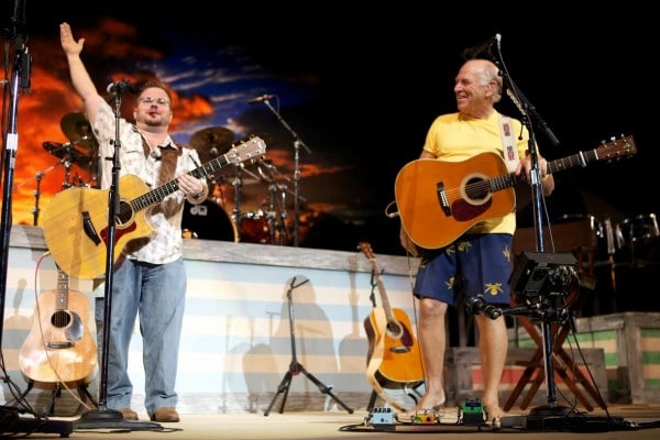 this photo was used for iTune use of jimmy buffett and Matt Hoggatt.