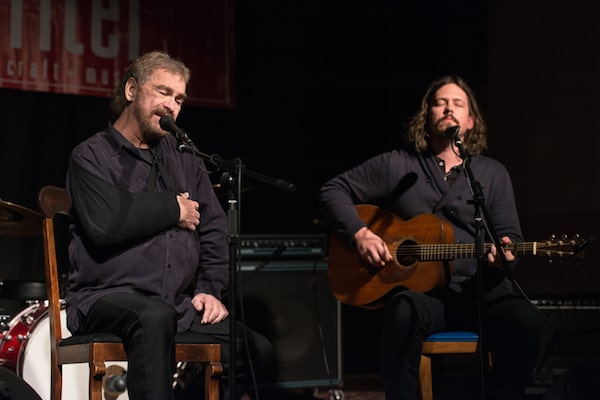 Donnie Fritts and John Paul White, photo by Jason Myers