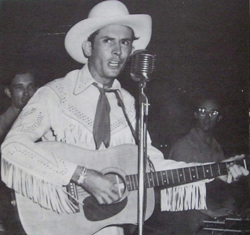 HankWilliams1951concert